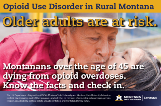 Older Adults are at risk